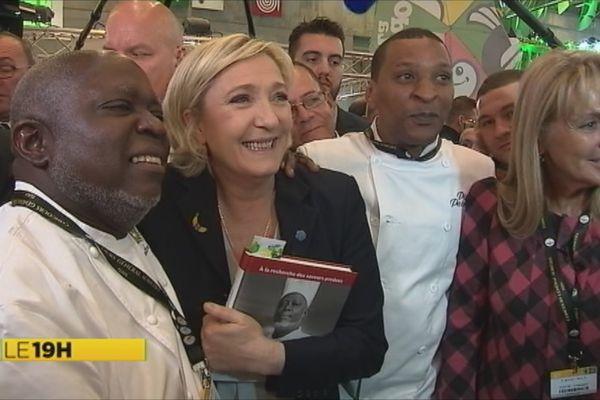 Visite Le Pen