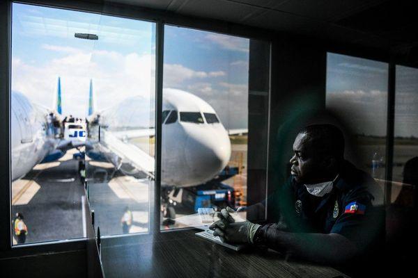 haiti aéroport