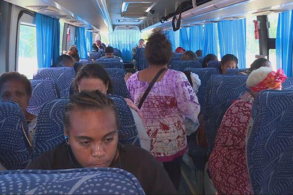 voyageurs bus