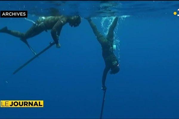 Sensibiliser aux risques de la chasse sous marine