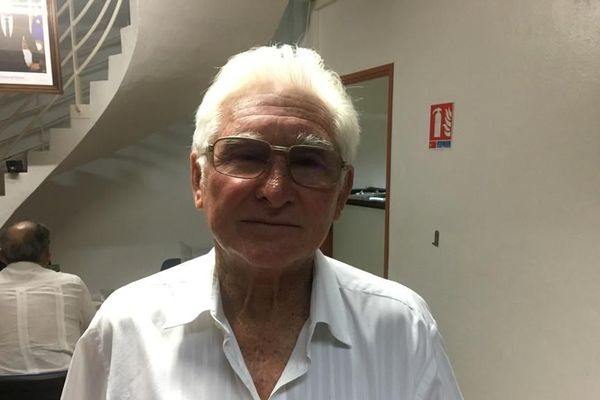 Pierre Désert à l'issue du scrutin du 17 mars 2019