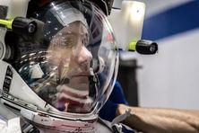 Thomas Pesquet sera le premier français commandant de bord de la Station spatiale internationale lors de son prochain séjour dans l'espace. • ©