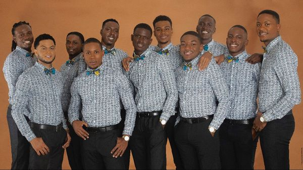 Candidats Mister Guadeloupe 2020