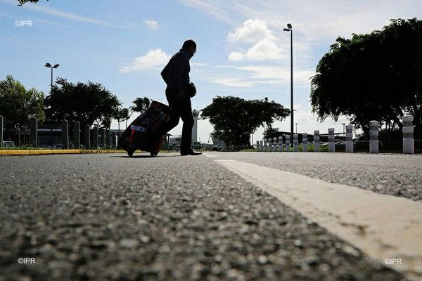 tourisme covid coronavirus fréquentation aéroport