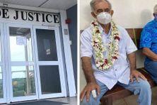 L'affaire opposant Oscar Temaru à Hervé Leroy a été examinée à Nouméa.