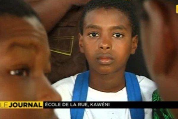 Mayotte enfants déscolarisés