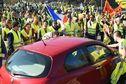 """La mobilisation des """"gilets jaunes"""" sous tension"""