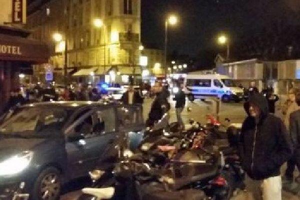 Fusillades à Paris - 13 11 2015