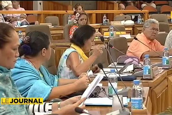 Le budget de la Polynésie jeudi devant l'Assemblée