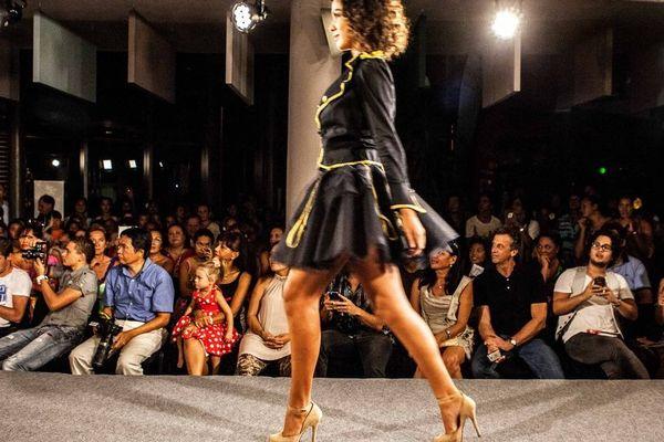 Tahiti Fashion week 2014