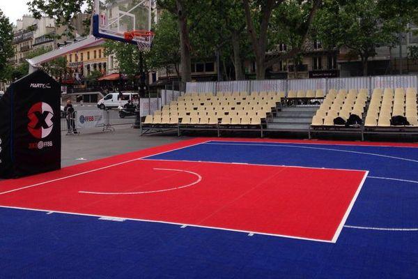 Terrain Street basket