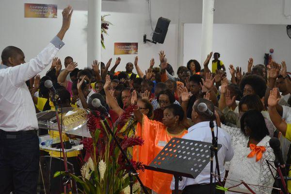 Eglise évangéliste AME