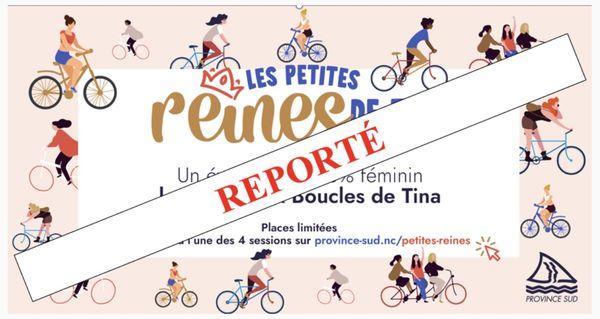 Report boucles de Tina 4 mars 2021