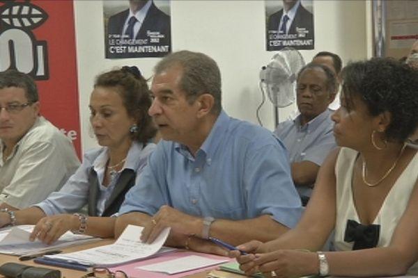 Conseil Fédéral du PS : non aux primaires