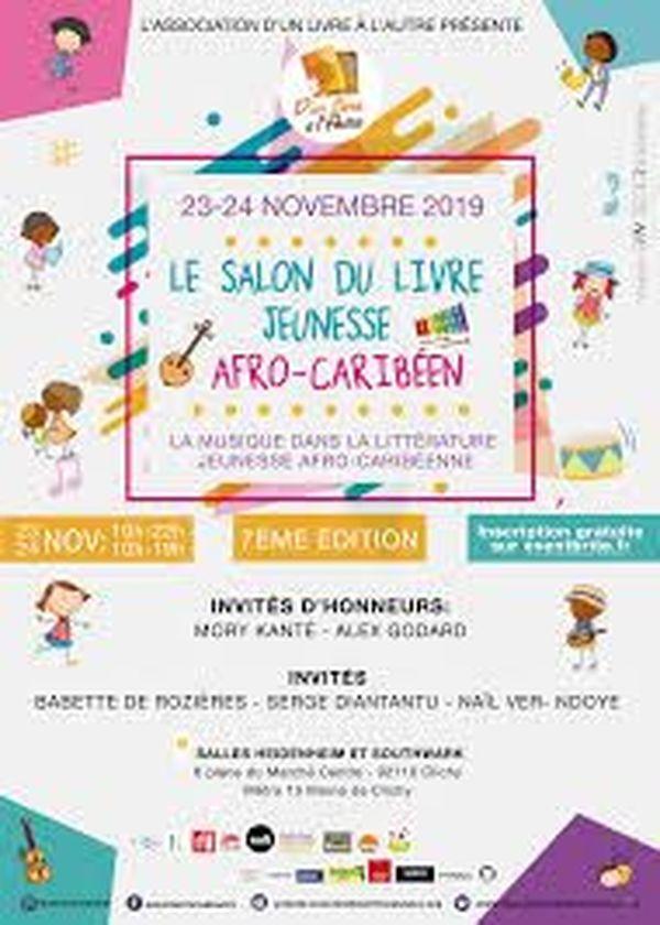 Salon du livre afro-caribéen