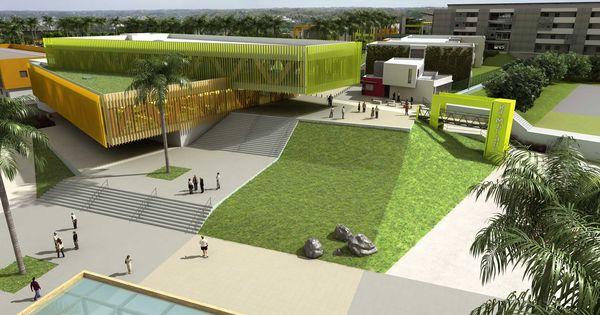 Future cité scolaire de Baimbridge