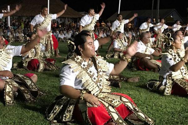 danseurs traditionnels