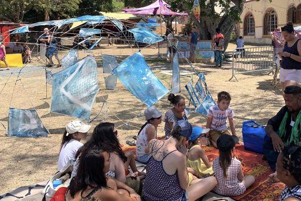 Sixième Pikinini festival, jardins du Creipac, 12 et 13 octobre 2019