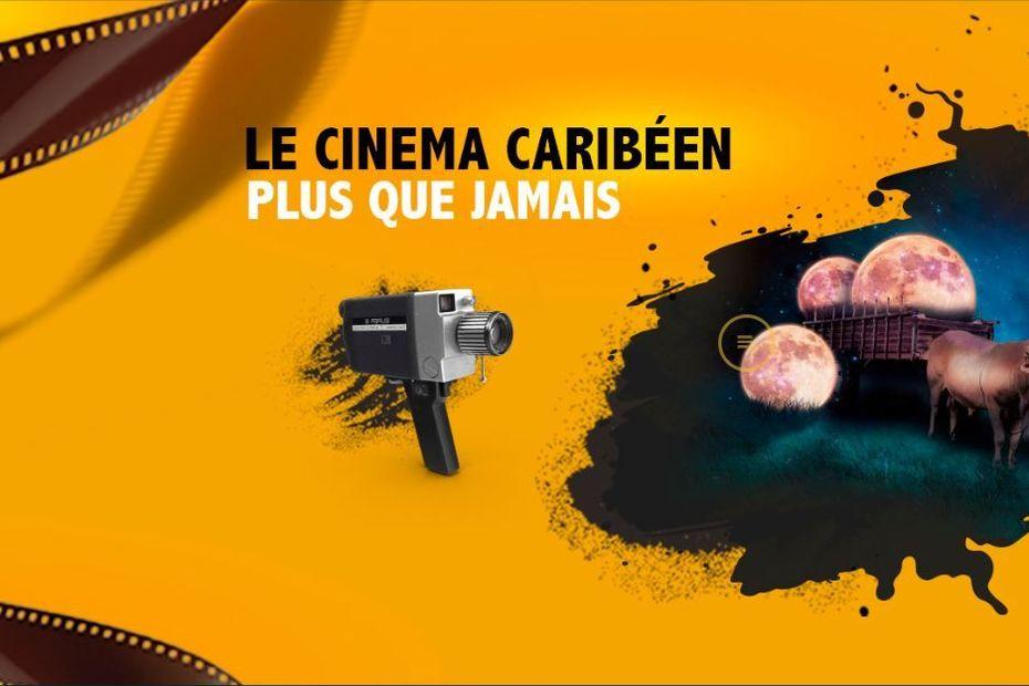 """Les films de nos réalisateurs sont désormais disponibles en """"Vidéo à la Demande"""". - Guadeloupe la 1ère"""