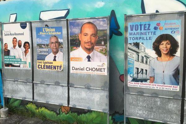 Candidat à Schoelcher