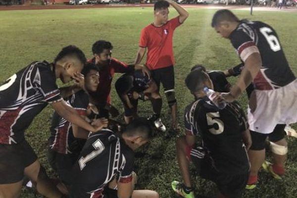 Équipe de rugby à 7 en U17