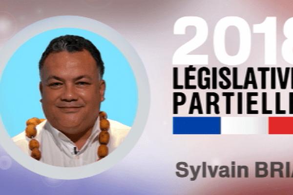 Sylvain Brial candidat à l'élection partielle du 15 avril 2018