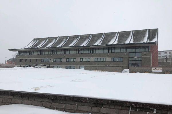 Le site de l'Arche accessible aux chercheurs passionnés de l'histoire de Saint-Pierre et Miquelon