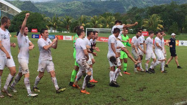 Samoa 2019, défaite des footballeurs calédoniens en finale
