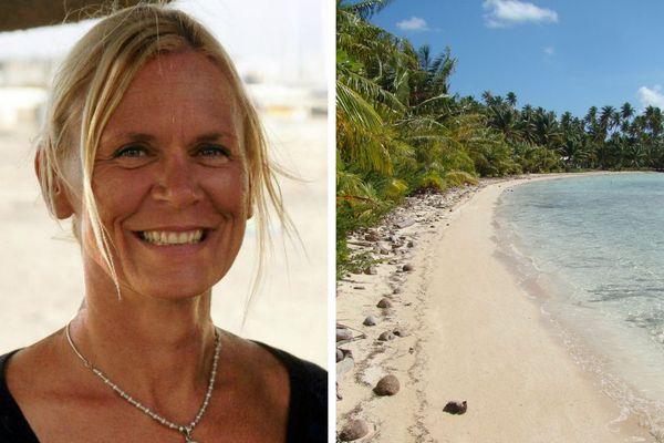 Virginie Duvat, spécialiste des littoraux et l'atoll de Takaroa