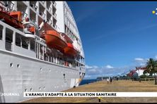 Croisière aux Iles Sous Le Vent pour l'Aranui