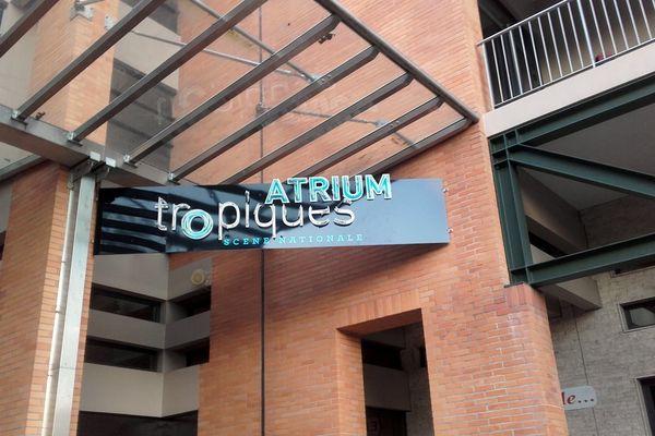 Entrée de Tropiques Atrium