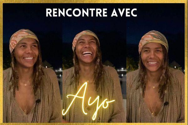 Ayo, une chanteuse solaire à Tahiti