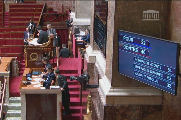 L'Assemblée nationale rejette l'inscription d'office de tou sles natifs sur la liste référendaire, 31 janvier