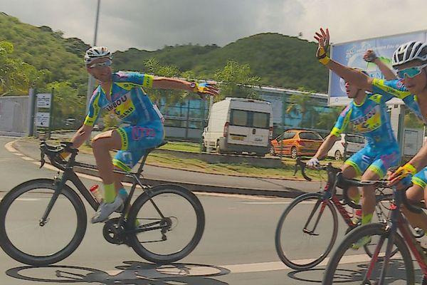 Vélo Club Tahiti VCT