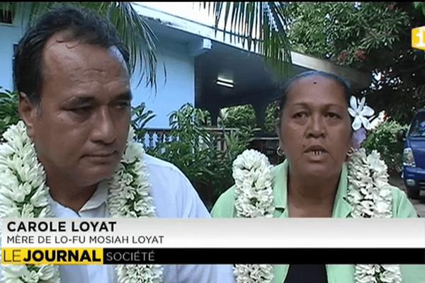 Maupiti salue la mémoire de son fils disparu
