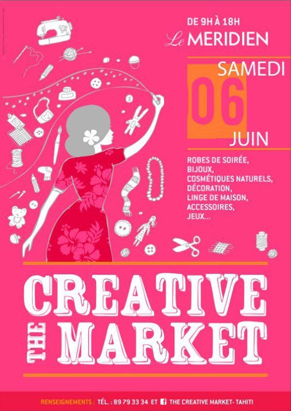 The creative market 6 juin 2015