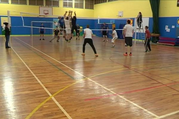 volley vall reprise championnat saint-pierre