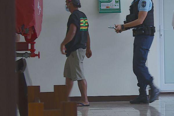 Les 4 cambrioleurs masqué condamnés à de la prison ferme