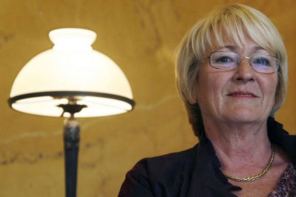 Geneviève Gaillard, maire PS de Niort depuis 2008