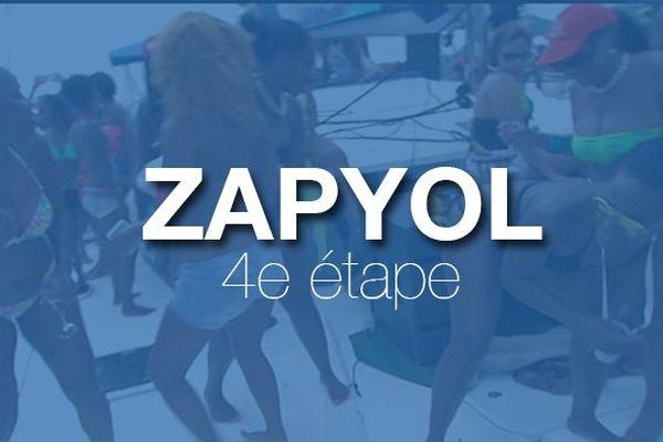ZapYol' 4e étape