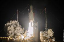 Lancement d'Ariane 5 en août 2020 (image d'illustration)