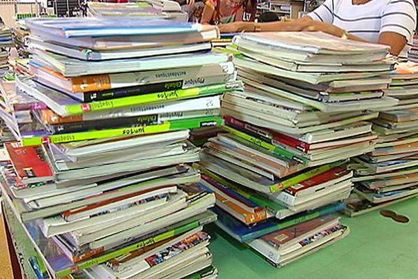 manuels scolaires rentrée NC
