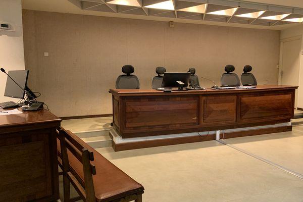Tribunal correctionnel Nouméa