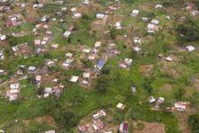 Un immense squat à Matoury qui se développe tous les jours