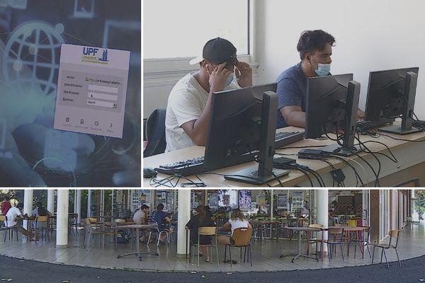 Campus connecté, l'enseignement supérieur dans les îles