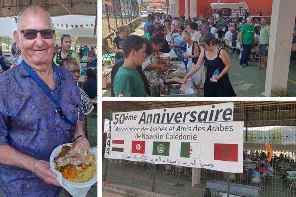 Bourail : 50 ans de l'association des Arabes et des amis des Arabes