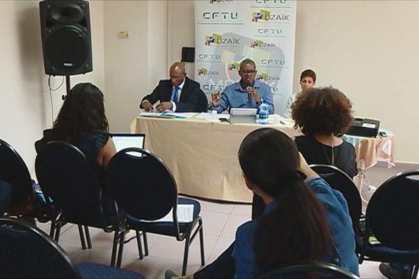 Conférence de presse CFTU
