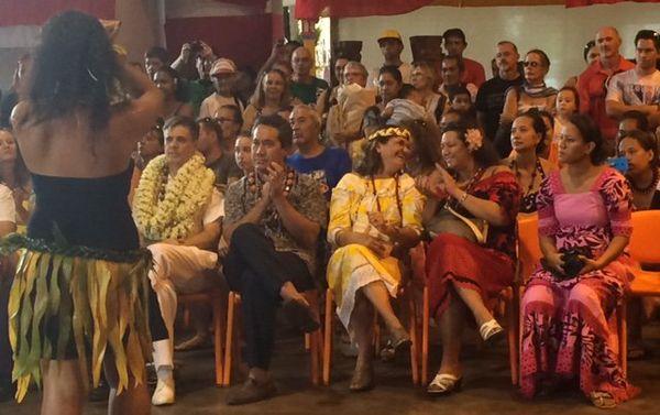 La culture marquisienne dans tous ses états salle Aoraï