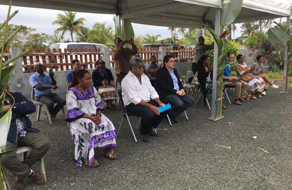 Lifou convention UNC Province des Iles Loyauté