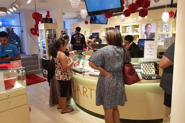 Commerce de Nouméa centre ouvert le 1er mai 2021